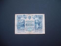 50 korona 1902 RITKA !!!