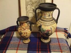 Görög kerámia vázák ,2db