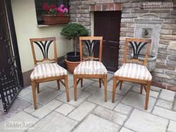 Antik bútor, 1db Biedermeier szék.