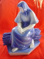 ZSOLNAY SINKO porcelan figura