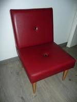 Retro fotel hibátlan állapotban 1960-ból