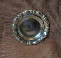 Antik ezüst tálka