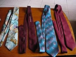 Retro nyakkendők