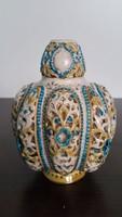 Zsolnay antik dísz váza