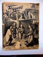 SZÜLETÉSNAPRA! 1946 december 21/ Képes Figyelő /444