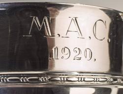 Magyar Autó Club 1920 ezüst kupa