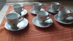 Porcelán kávéskészlet eladó!