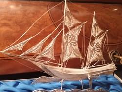 Ezüst hajó