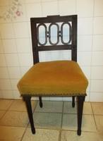200 éves copf szék - Muzeális darab!
