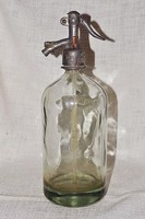 Színes szódás üveg  ( DBZ 0095 )