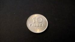 10 Fillér 1989 (0034)