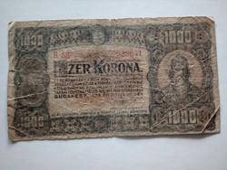 1923-as 1000 Korona
