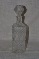 Díszes likőrös üveg  ( DBZ 0098 )