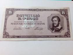 1946-os 1000000 B.-Pengő EF