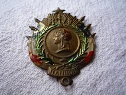 Francia kitüntetés.