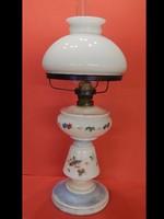 Antik nagyméretű petróleum lámpa
