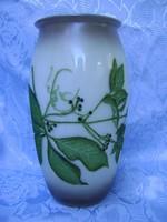 Emanuelle Galle stílusú gyönyörű és hibátlan váza