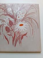 Villeroy&Boch mezei virágos csempe