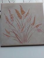 Villeroy&Boch -mezei virág mintás-vintage-csempe
