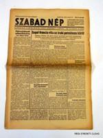 SZABAD NÉP 1945 május 31 1505
