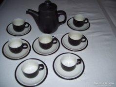 Bavaria W.Germany Teás,kávés készlet