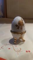 Porcelán tojás, Fabergé tojás eladó!