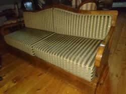 Bíedermeier kanapé eladó