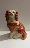 Porcelán kutya angol porcelán