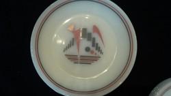Arcopal jellegű, Termocrisa Mexico 18db tányér készlet
