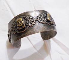 Antik bronz karperec