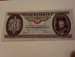 1986-os 50 Forint