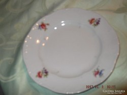 Zsolnay  ritka süteményes  tányér