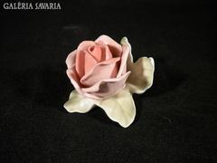 U036 Régi porcelán ENS rózsa
