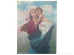 0222 Pammer János: Mária a kis Jézussal szentkép