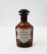 8615 Antik patika üveg PHENYLHYDRARG.BOR SOL. 0,1%