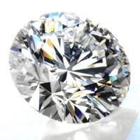 Izraeli valódi gyémánt 2,2mmes brill csiszolatok VVS tiszta