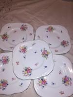 Angol süteményes tányér 4+1