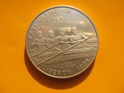 Atalantai Olimpia ezüst 1 dollár