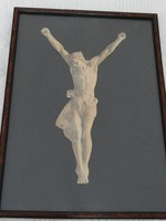 Ceruzarajz Krisztus ábrázolással