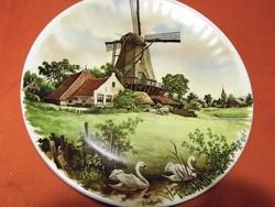 Holland falitányér ,jelzett,hibátlan