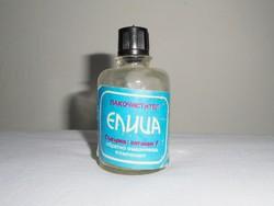 Szovjet orosz kölni kölnis parfüm parfümös üveg palack