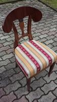 Bieder szék 6 db