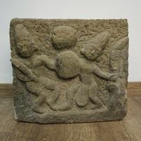 Antik Nat kőszobor