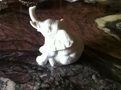 Rosenthal szerencsét hozó elefánt