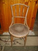 Antik, jelzett Thonet szék