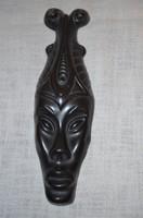 Kerámia fali maszk  ( DBZ 0094 )