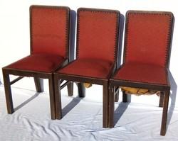 Antik szék 3 db (20)
