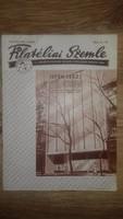 FILATÉLIAI SZEMLE 1961  XI.évfolyam 6.szám