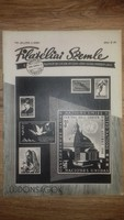 FILATÉLIAI SZEMLE 1958  VIII.évfolyam 3.szám