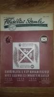 FILATÉLIAI SZEMLE 1958  VIII.évfolyam 9.szám